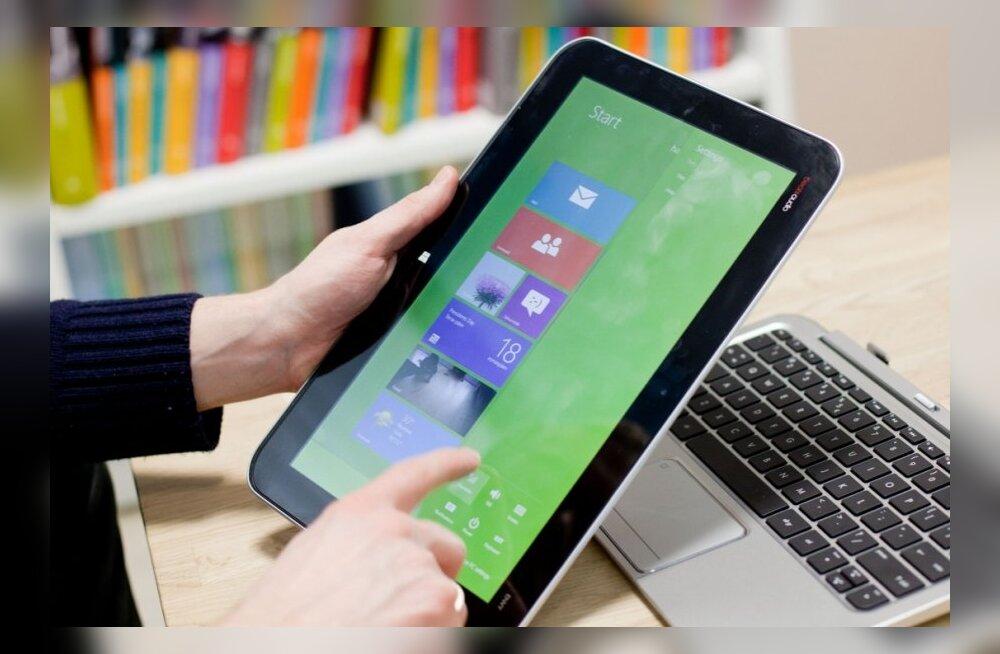 2e25a08af39 Uuring: tahvelarvutite müük ületas sülearvutite müügi - ärileht.ee