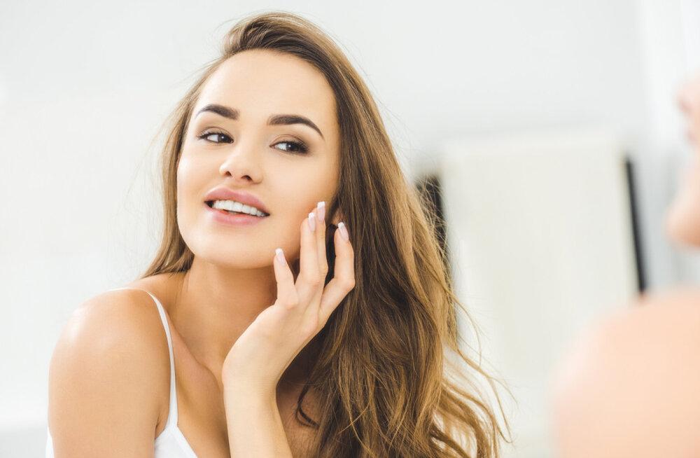Kollageen hoiab naha kauni ja siledana ning luud liikuvana