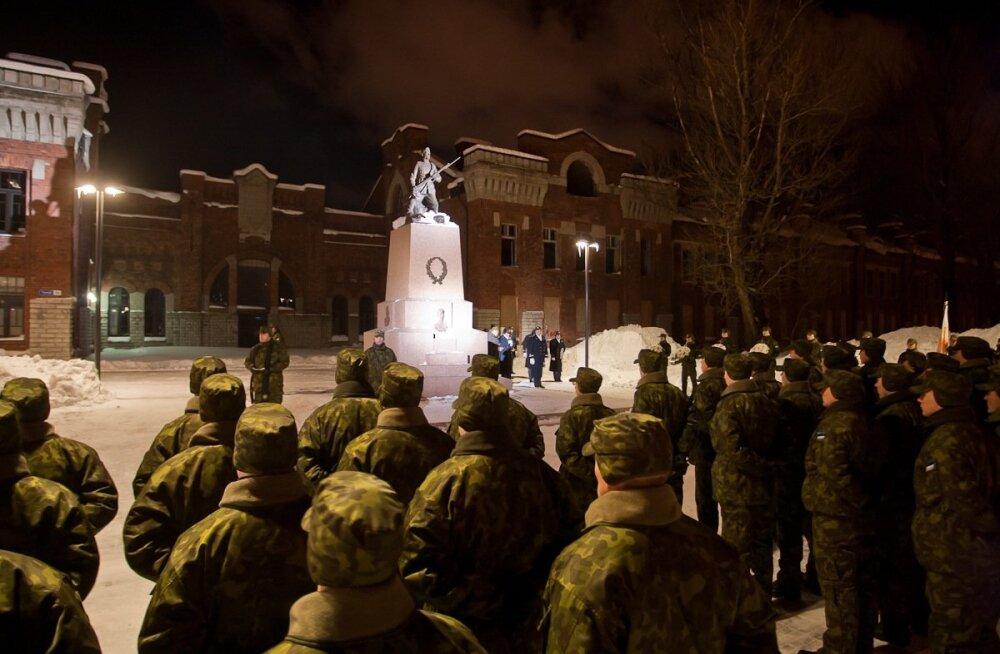 Nimekiri | Peagi avataval Tondi Sõjakooli memoriaalil jäädvustatud ohvitseride nimed
