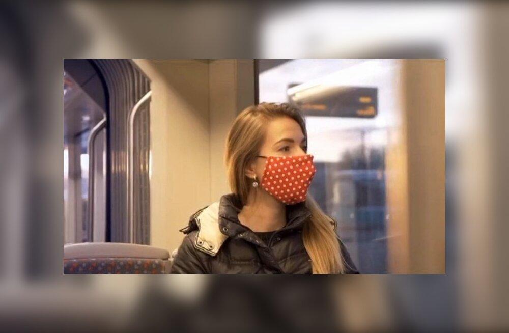 """Хотим делать маски, но разрешают только """"шарфик на резинках"""" — производители защитных масок в Эстонии столкнулись с неожиданными трудностями"""
