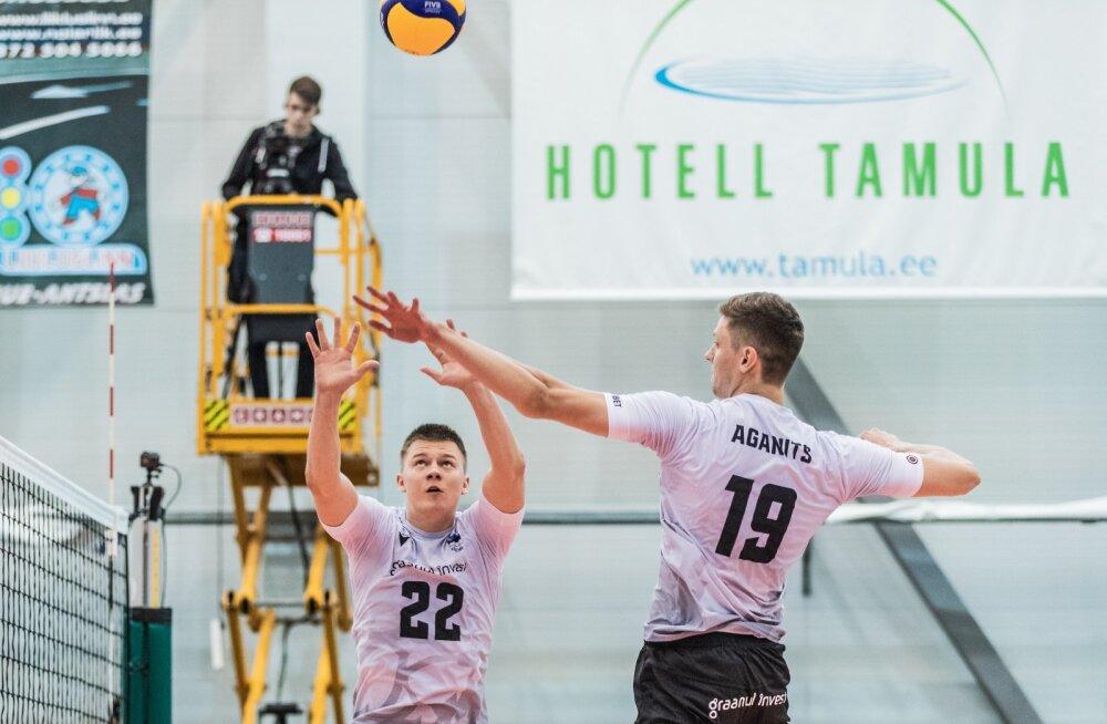 Markkus Keele (nr 22) käekäigust oleneb suuresti ka Eesti koondise mäng.