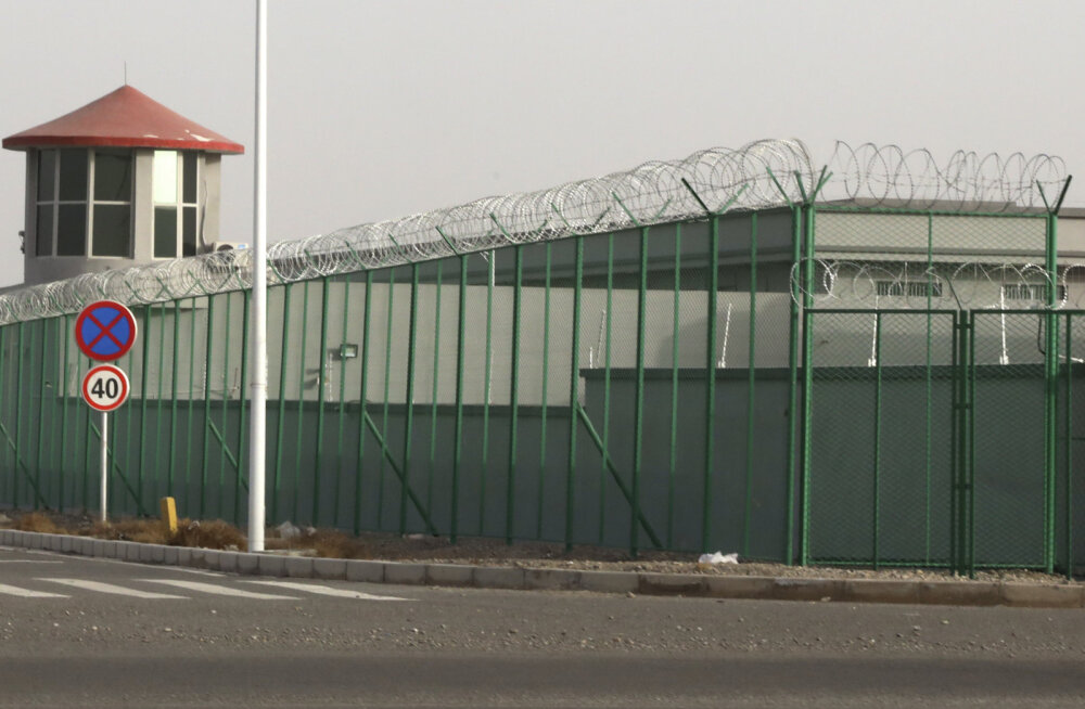 """Hiina väidab, et on alates 2014. aastast vahistanud uiguuridega asustatud Xinjiangis 13 000 """"terroristi"""""""
