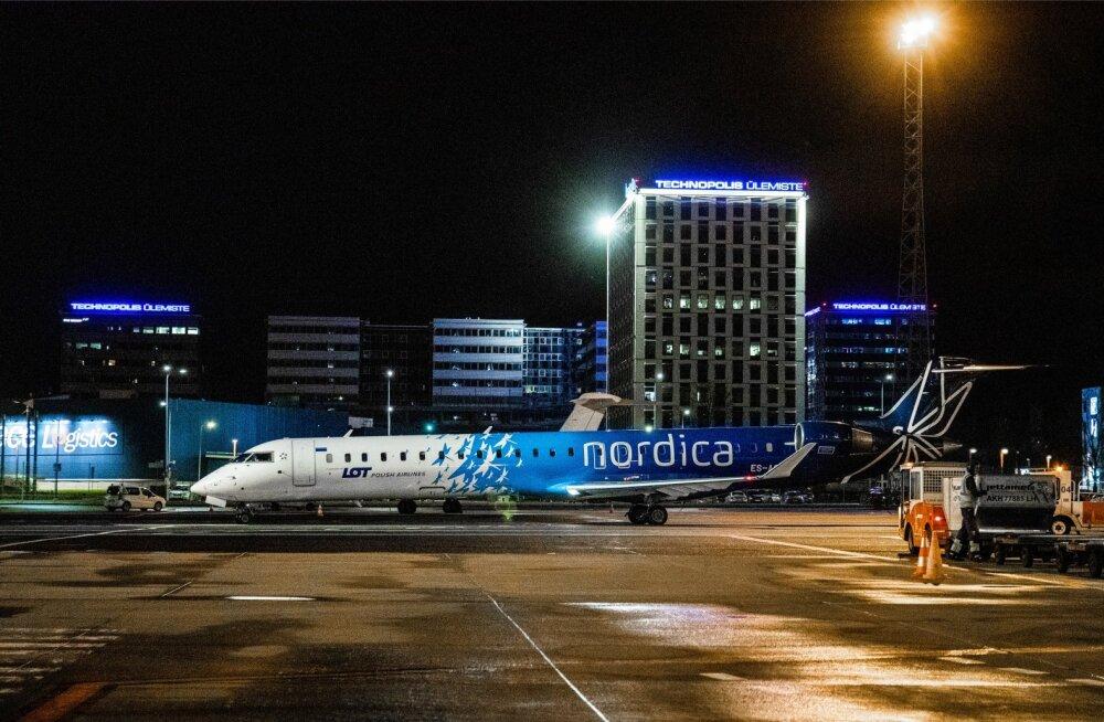 Nordica viimane lend