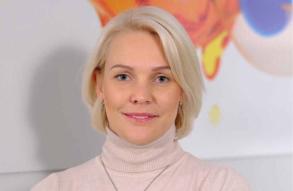 Astrid Maldre.