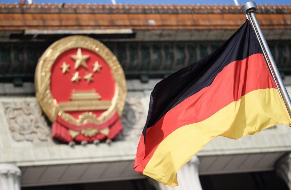 """Китай обвинил Германию в """"неуважении"""""""