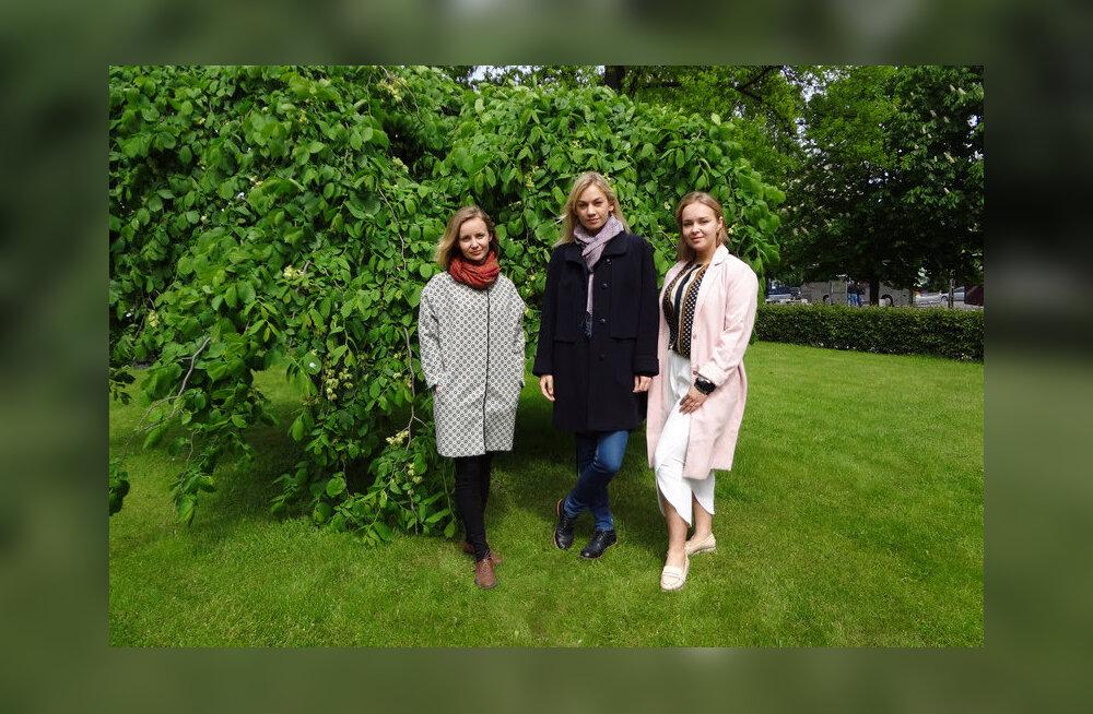 Eesti noored alustavad praktikat välisgaleriides