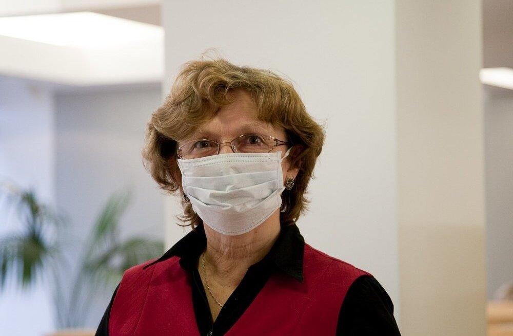 Maskid linnavalitsuses