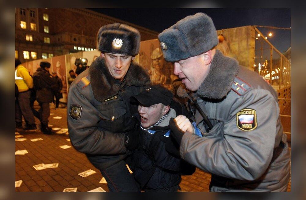 Vene opositsiooniaktivist palus Soomest varjupaika