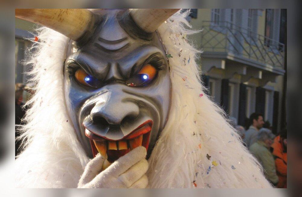 Saksamaa viies aastaaeg – Fasching, Fasnet, Karneval