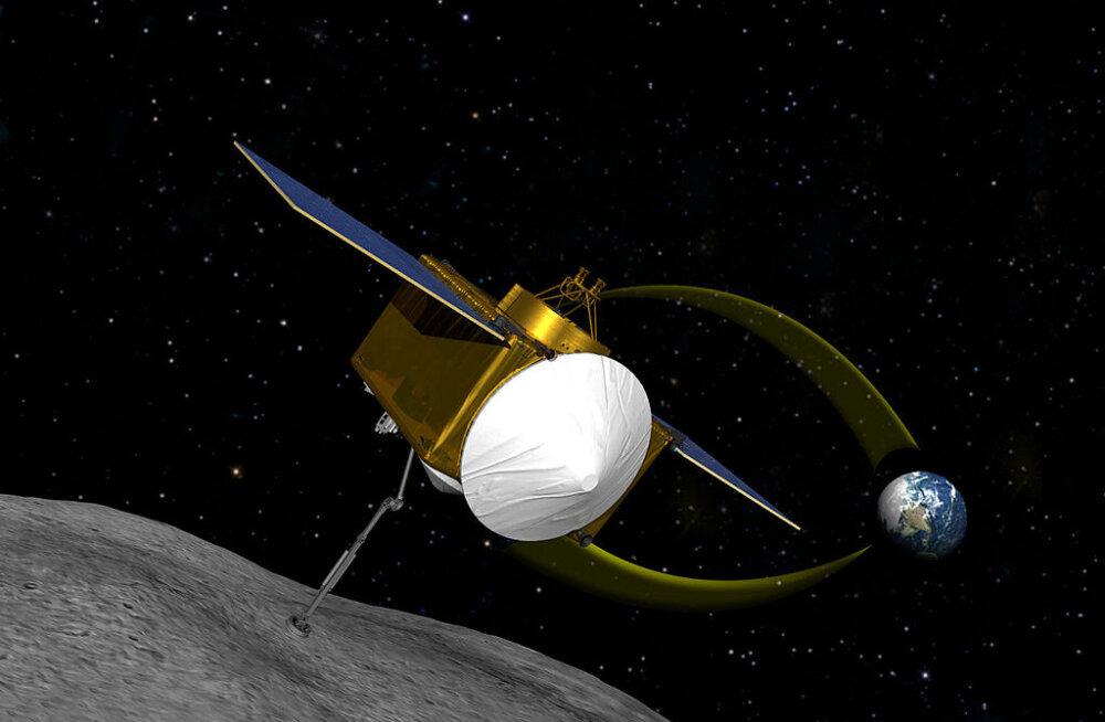NASA läheb uurima asteroidi, mis tuleb edaspidi meile ohtlikult lähedale
