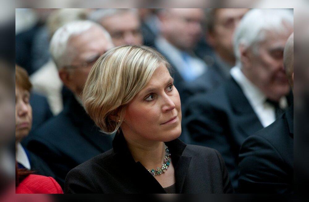 Ülle Madise: kohtuotsus lubab Saksamaal ESM-iga ühineda