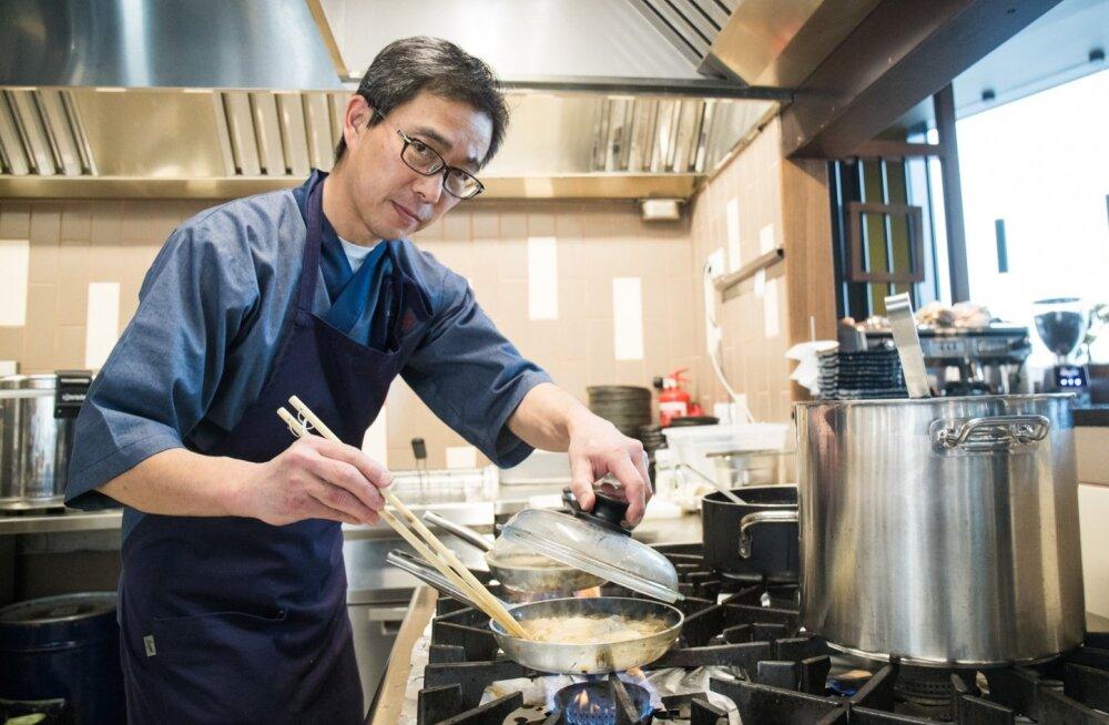 Washoku Story omanik Hide Hirakata