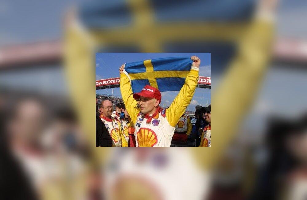 f646e01cacb Kenny Bräck tunneb huvi NASCAR-i vastu - Sport