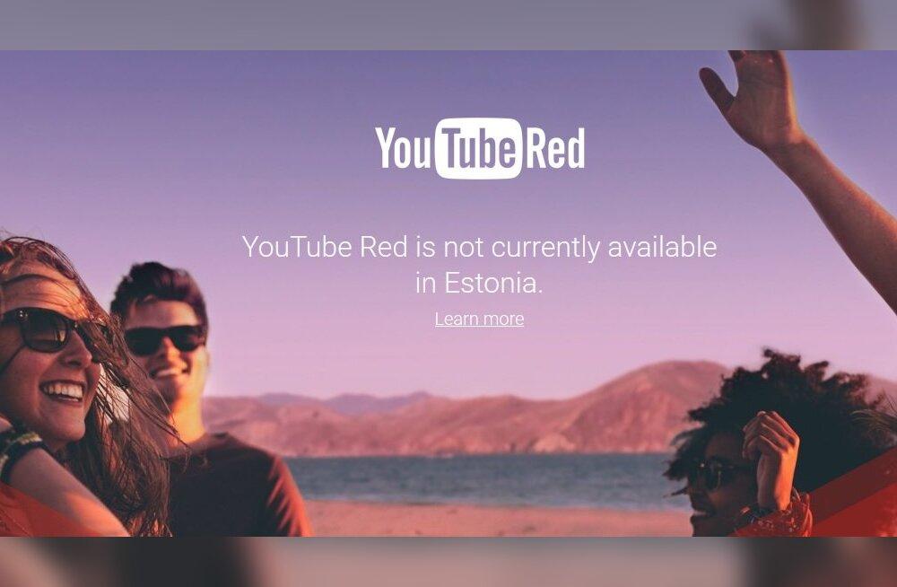 Lõpuks ometi avaneb võimalus YouTube'is käimise eest maksta!