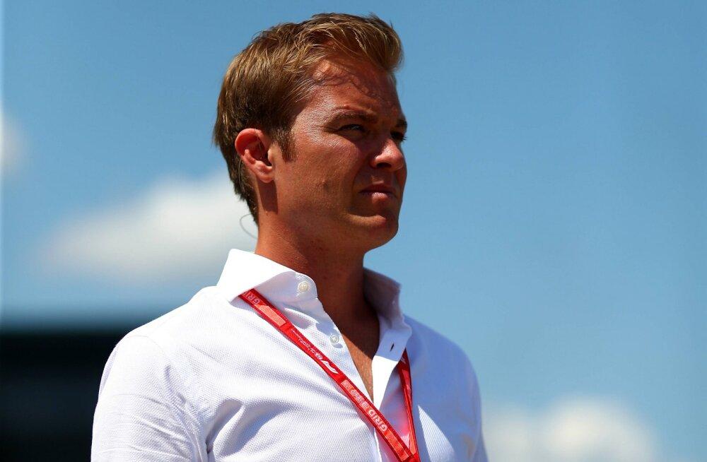 Verstappen kritiseeris eksmaailmameistrit Rosbergi: tal puudub karisma ja ta ei leia kusagil tööd