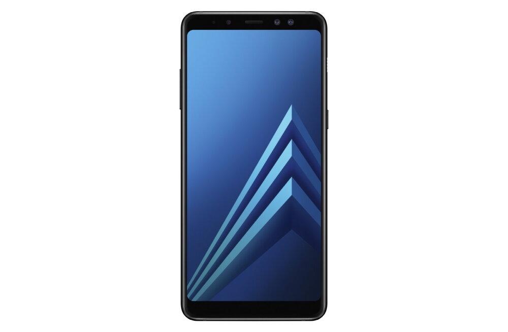 Samsungi telefonil Galaxy A (2018) on kaks esikaamerat ja soov keskklass tippude kasuks maha jätta