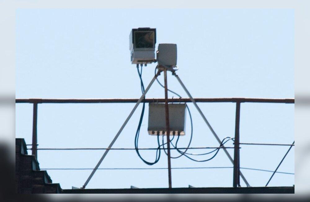 Narvas ei tööta praegu ükski linna ostetud valvekaameratest