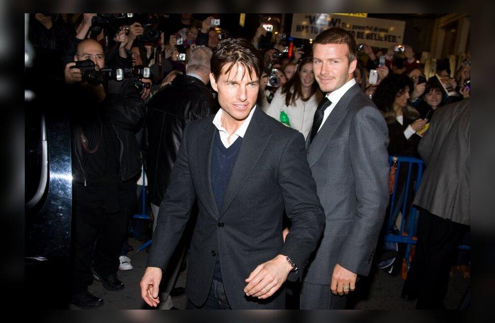 Tom Cruise ja saientoloogia — seos aastate ja tähenduste lõikes!