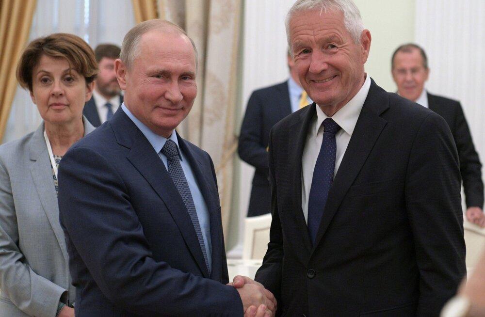 Генсек Совета Европы не исключил выхода РФ из состава организации