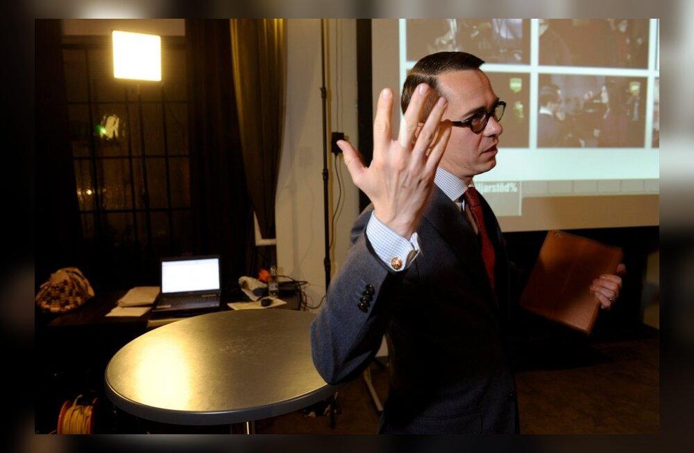 Финский министр обороны: Финляндия сможет воевать в одиночку