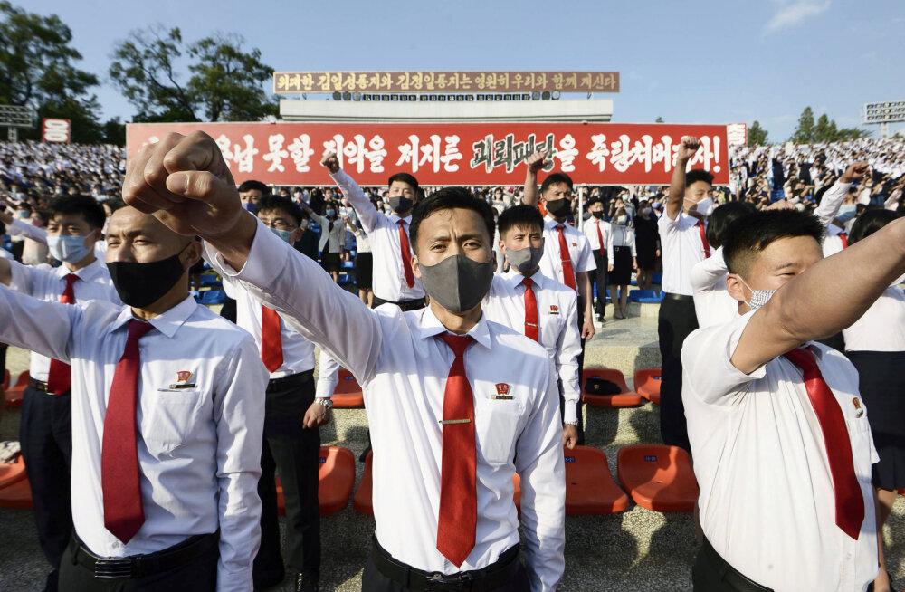 Erki Loigom: miks Põhja-Korea uuesti pingeid kruvib?