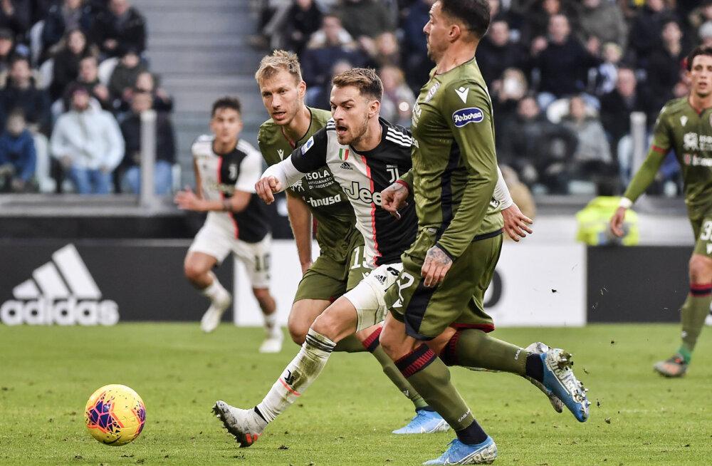Cagliari peatreener: Klavani viga tegi olukorra meie jaoks hullemaks