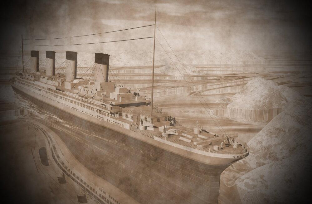Katastroofifolkloor: Titanicust Estoniani