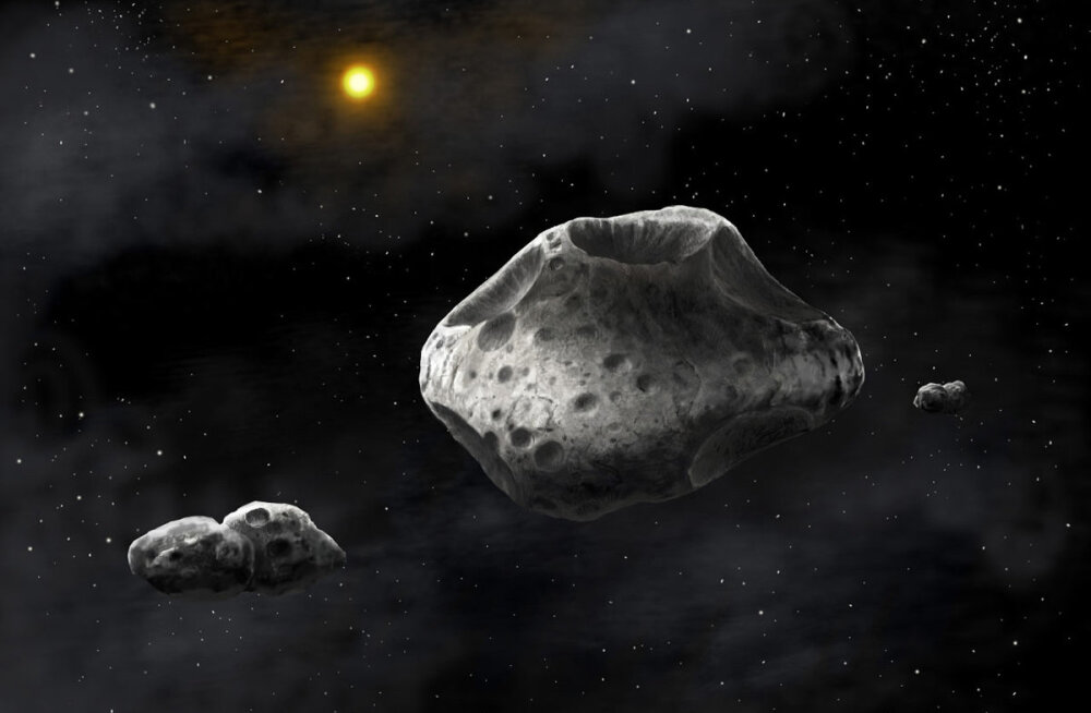Parim kaitsematerjal kosmilise kiirguse eest: asteroididelt kaevandatav savi