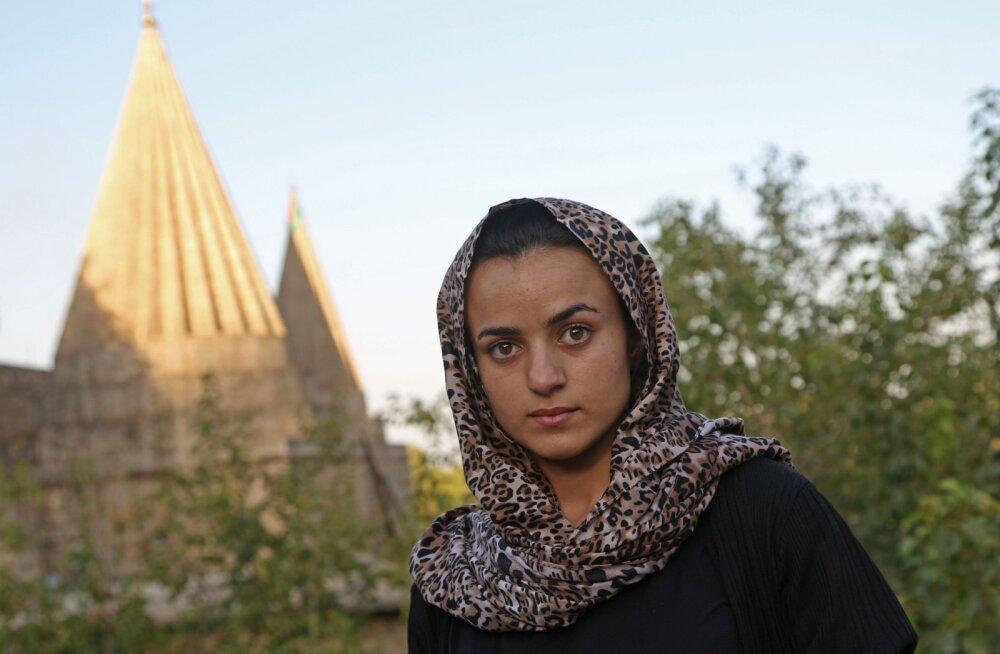 """Iraagi neiu kohtas Saksa tänaval """"pagulasest"""" ISIS-e võitlejat, kes teda omal ajal orjana pidas"""