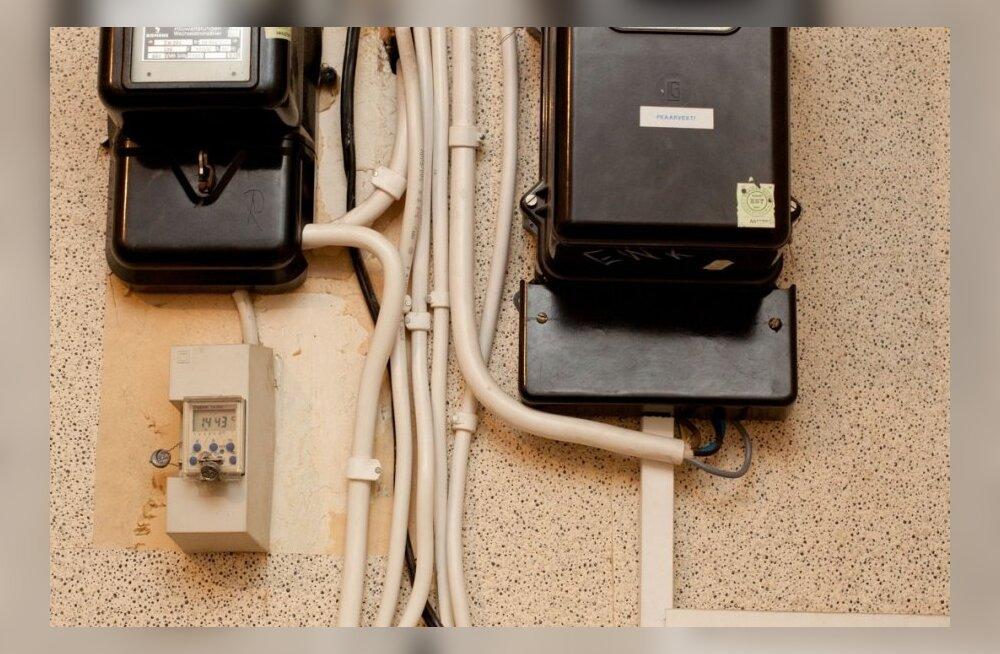 Veebruaris vahetub elektrimüüja 1400 tarbimiskohas.