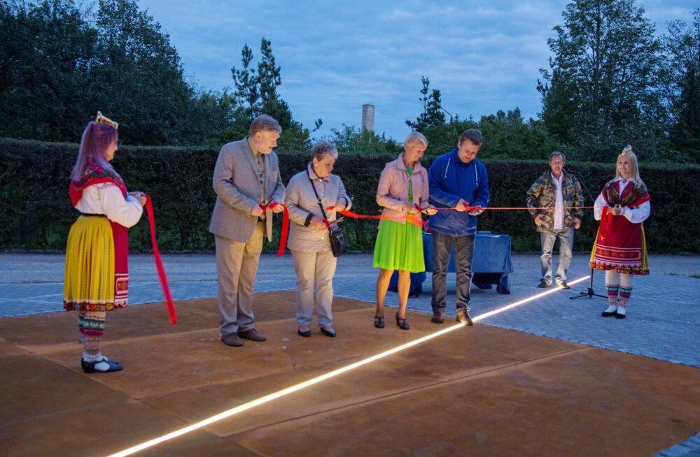 MEIE MAA   Arensburgi meridiaan sai väärikalt tähistatud