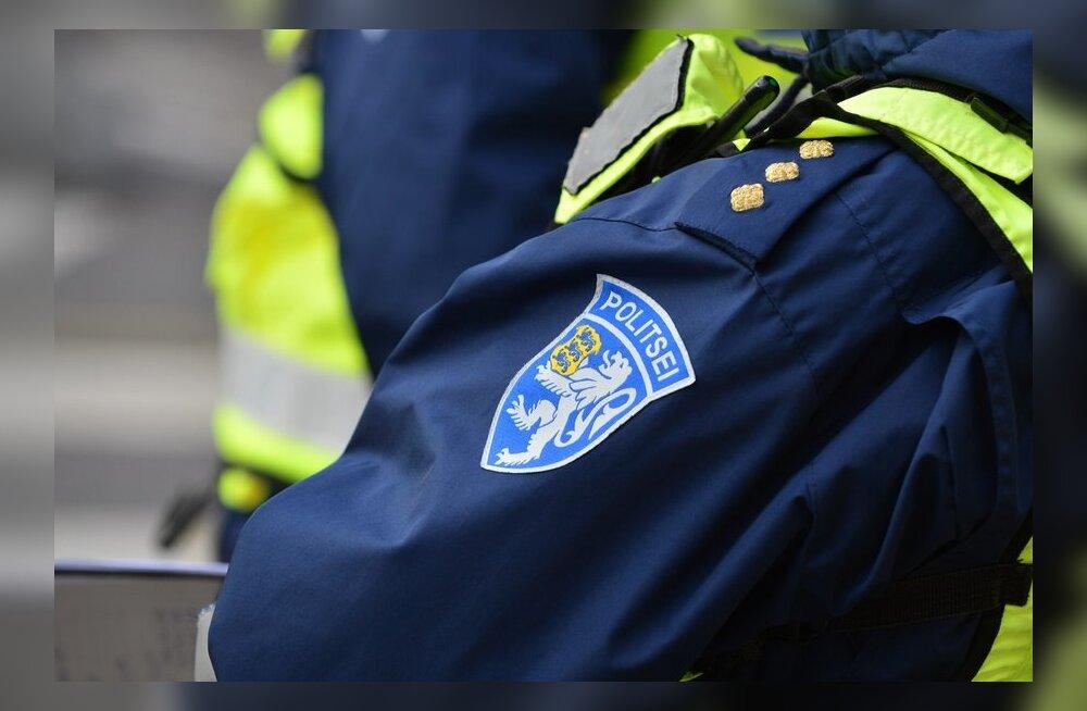 FOTOD ja VIDEO: Politsei on täna väljas suurendatud jõududega