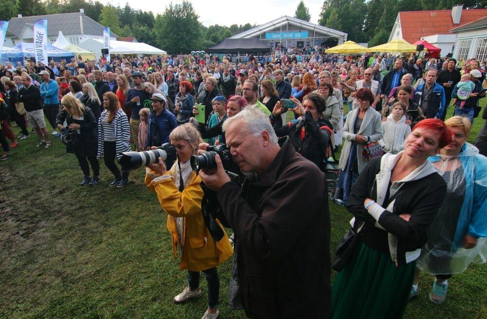 Viru Folk oli aastal 2017 Soome teemaline, järgmine aasta võib saada totaalselt soomeugriliseks.
