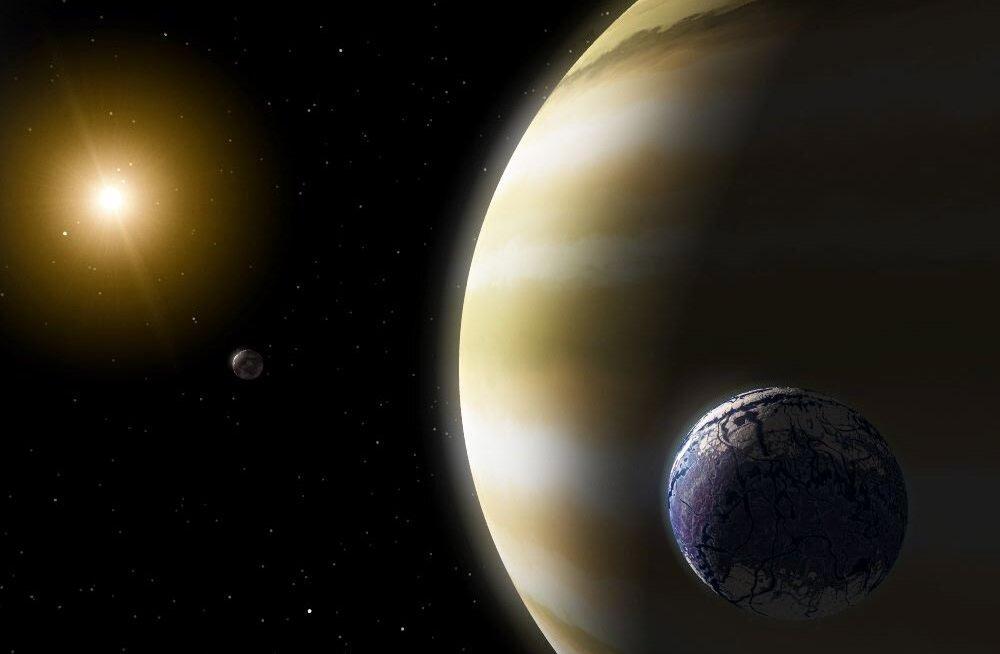 Astronoomid otsivad elu kaugetelt kuudelt