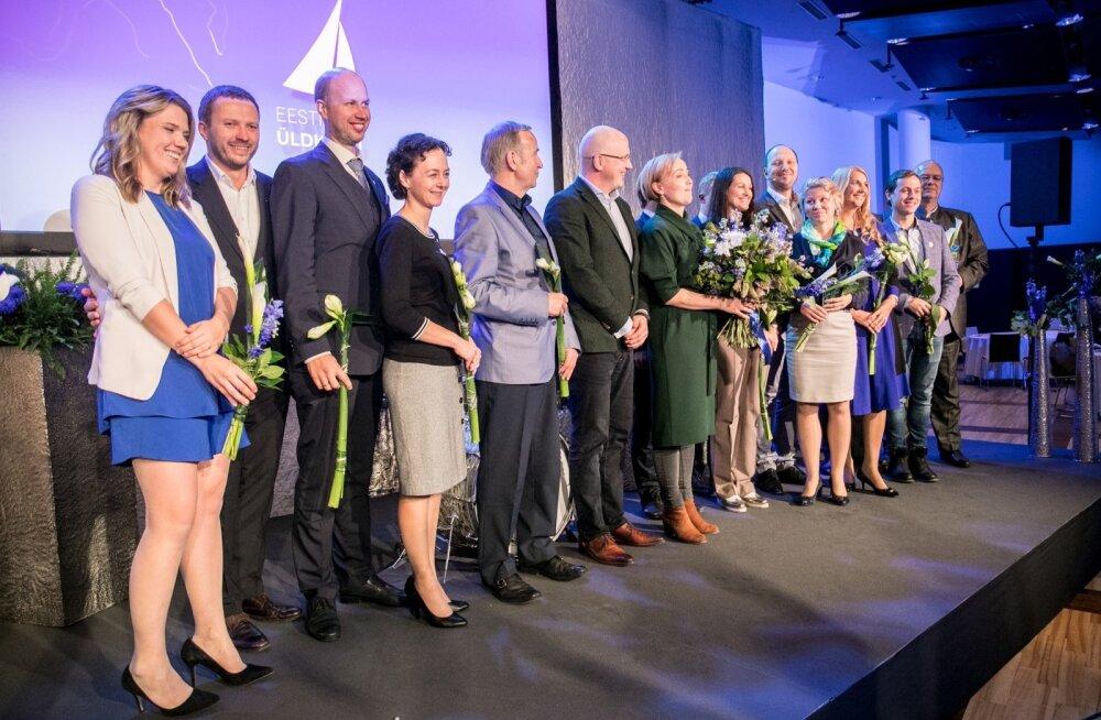 Eesti 200 partei asutamise üldkoosolek