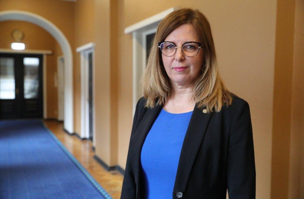 Minister Kingo vahetas välja kolm EAS-i nõukogu liiget, sest sihtasutuse rahaasjad olevat pikemat aega segased