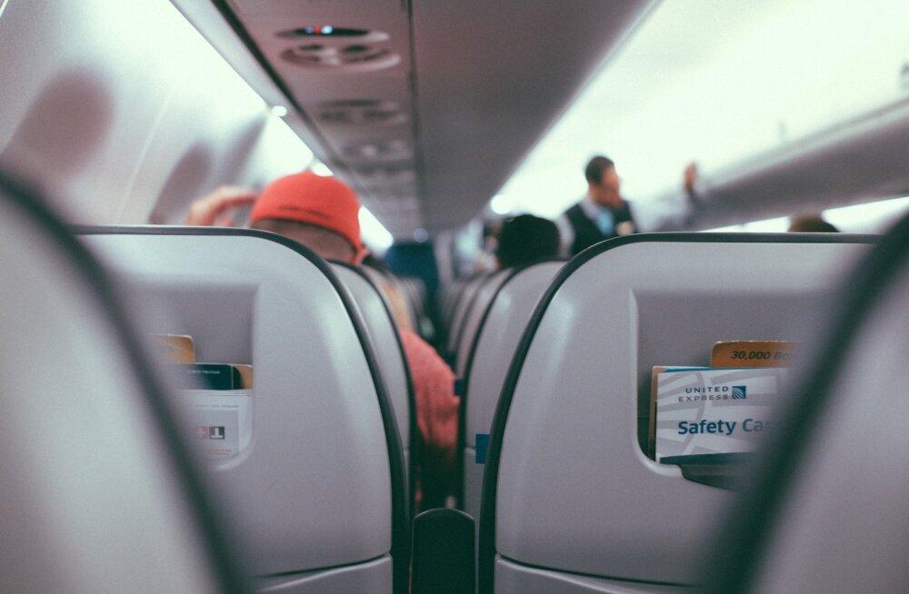 Seda küll puutuda ei taha! Kas sina tead, milline on lennuki kõige räpasem osa?
