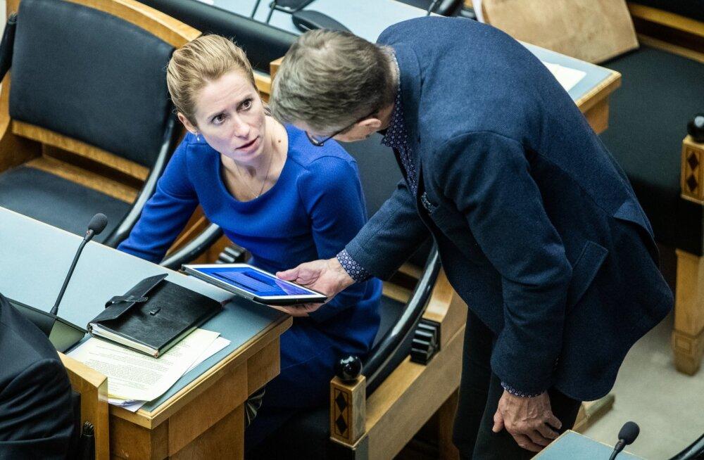 Martin Helme umbusaldamine Riigikogus