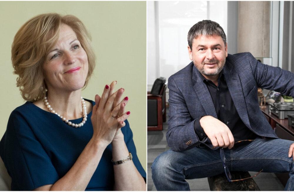 Möödunud nädalal ostsid lugejad enim lugusid, milles kõnelesid minister Kaia Iva ja ärimees Oleg Ossinovski