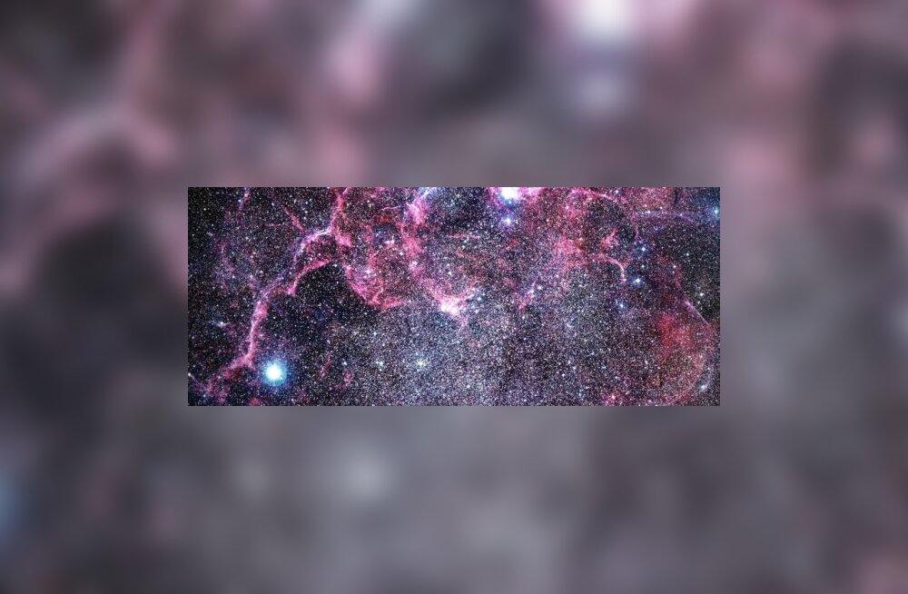 Leiti universumi vanim teadaolev supernoova