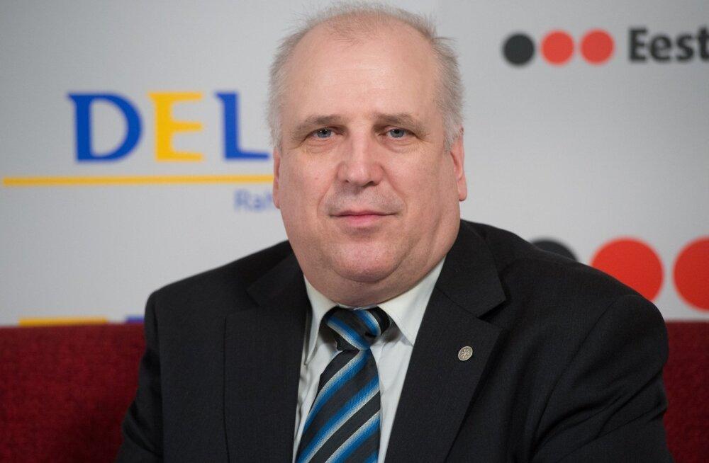 Maaeluminister Mart Järvik