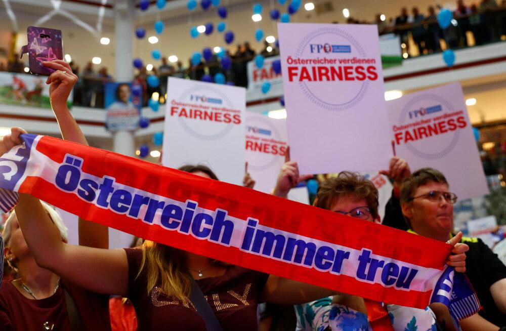 Austria ei saa liitlastelt enam väidetavalt mingeid luureandmeid, sest kardetakse nende jõudmist otse Venemaale