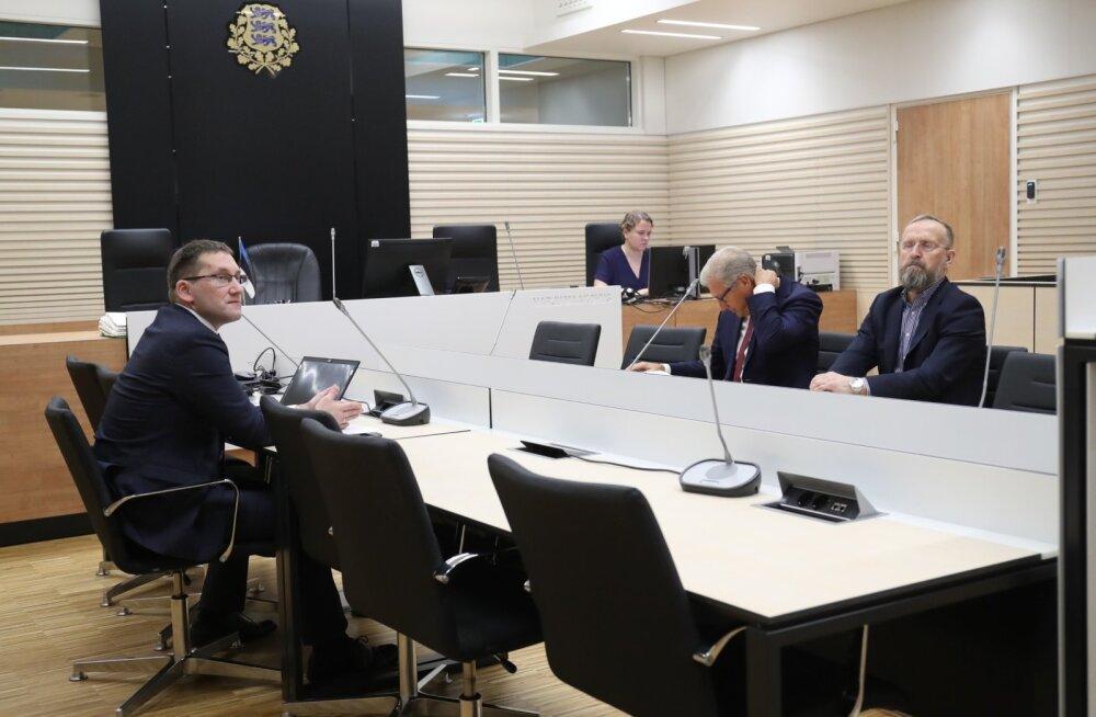Juhtivprokurör Taavi Pern: Mati Alaver oli valmis tegema koostööd