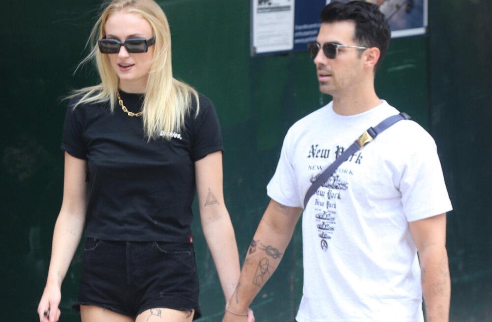 Südamevalust vabaks: Sophie Turner ja Joe Jonas võtsid uue koera