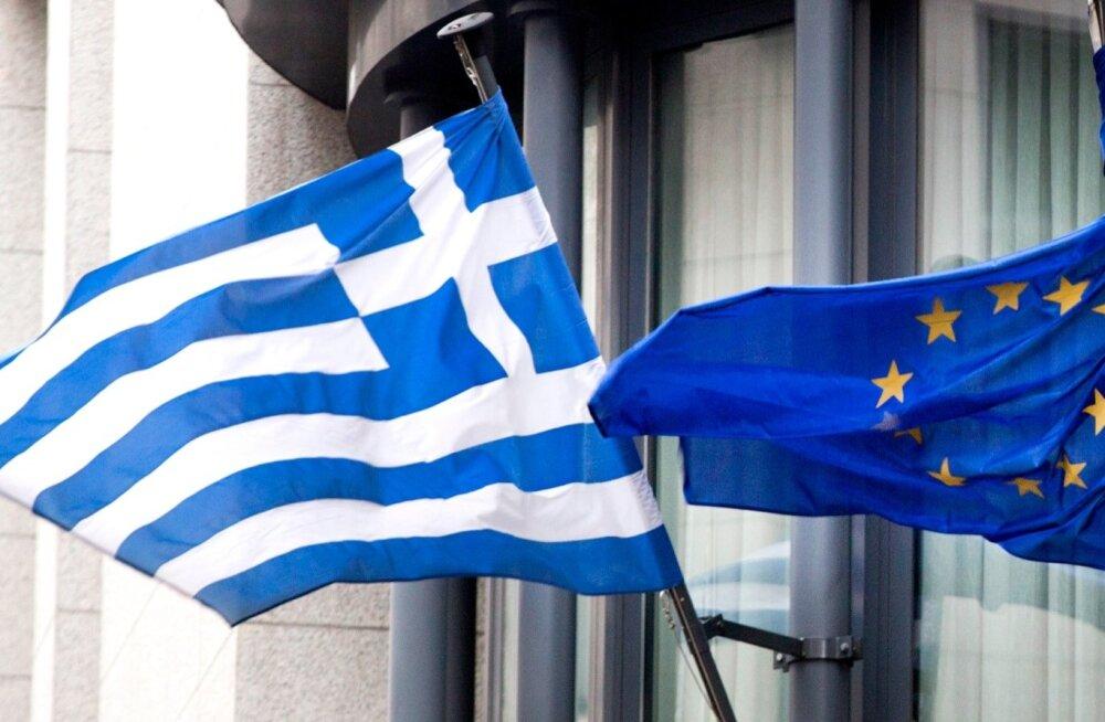 Kreeka peab valima võla maksmise ja pensionide maksmise vahel.