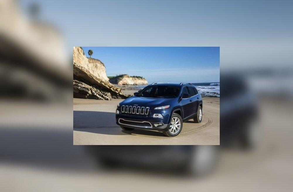 """""""Уродливый"""" Jeep Cherokee первым в классе опробовал 9-скоростной """"автомат"""""""