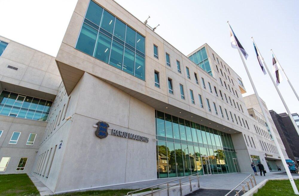 Harju Maakohtu uus hoone