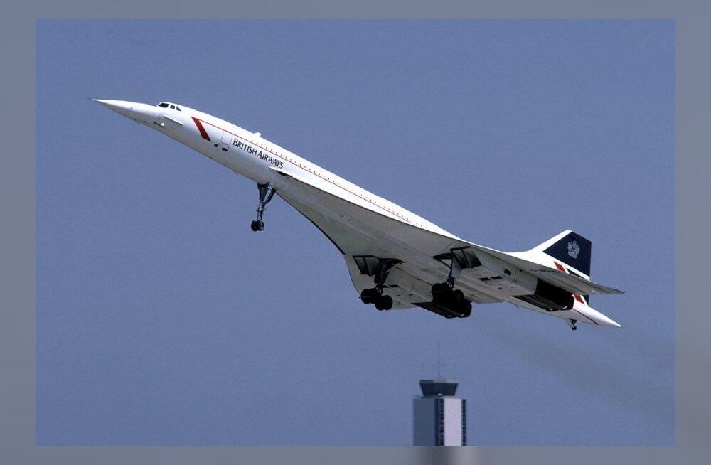 Üle 100 m/s liikuv Atlandi jugavool aitas lennukid Euroopasse peaaegu helikiirusel