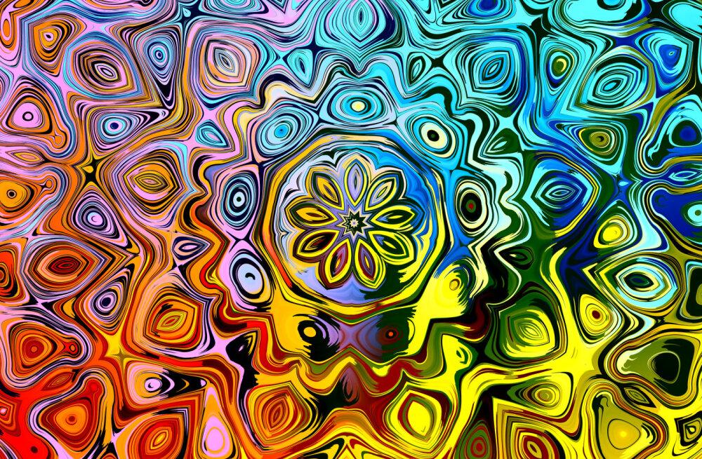 Mandala - universumi muster ja valgustumise tee