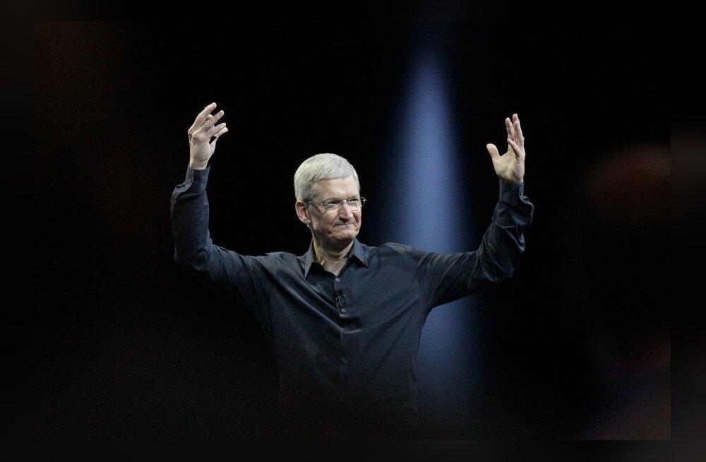 9. september 2014: päev, mis on tehnoloogiahiid Apple'i jaoks märgilise tähtsusega